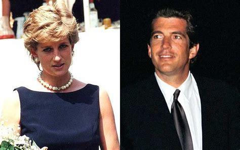 Princess Diana and John F Kennedy Jr had a secret meeting ...
