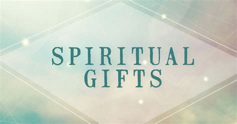 Spiritual Gifts | Series | Living Hope
