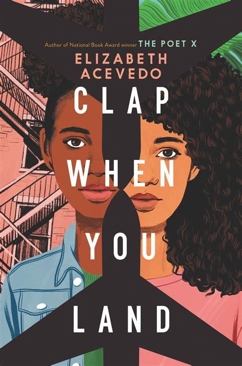 """Clap When You Land"" by Elizabeth Acevedo - Busy with a Book"