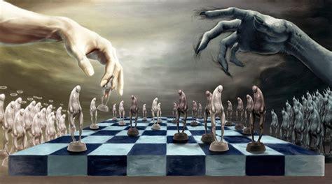 It Must Be God vs Lucifer Again - YouTube