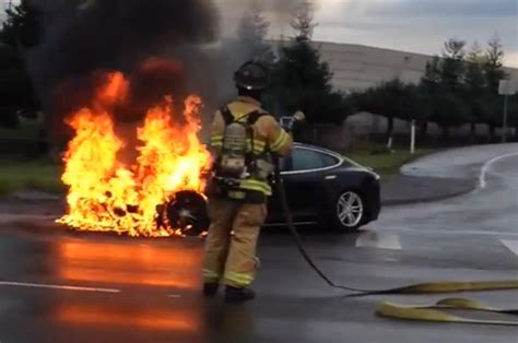 Federal Regulators Will Not Investigate Tesla Model S Fire - The Truth About Cars