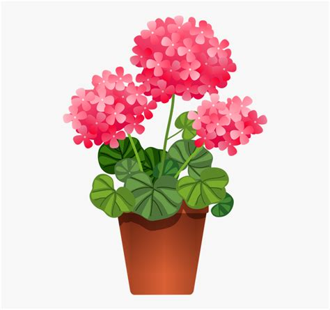 Gardener Clipart Container Gardening - Potted Plants Clip ...