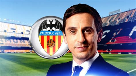 Gary Neville named Valencia head coach in first management ...