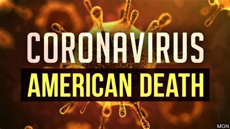 First Coronavirus death in the United States
