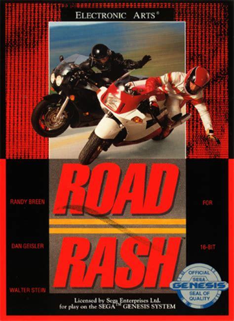 Play Road Rash Sega Genesis online | Play retro games ...