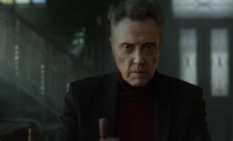 "Christopher Walken Reads Edgar Allan Poe's ""The Raven ..."