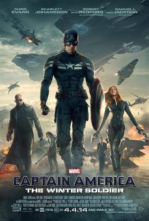 Captain America: The Winter Soldier | Marvel Database ...