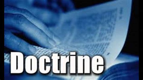We CAN know CHRIST DOCTRINE from FALSE DOCTRINE! - YouTube