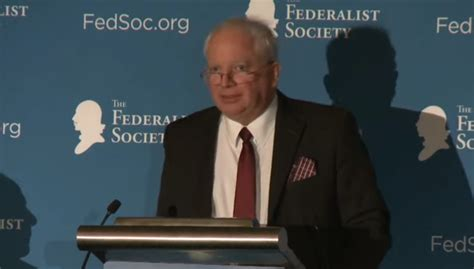 John Eastman joins the Federalist Society 11.14.19 - The ...