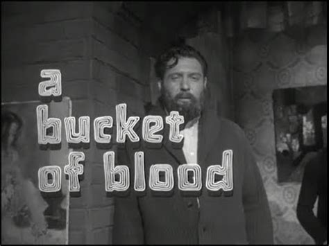 A Bucket of Blood (1959) - YouTube