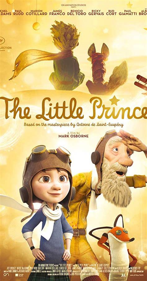The Little Prince (2015) - IMDb