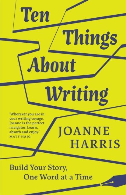 Buy Ten Things About Writing 9781912836598 by Joanne ...