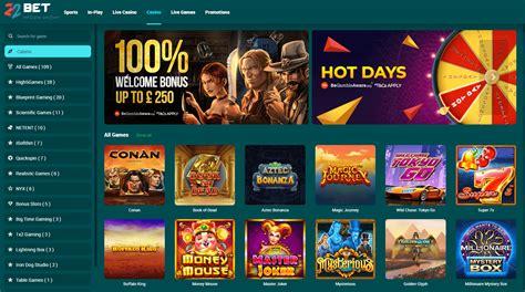 Síntese do site oficial 22Bet Online Casino