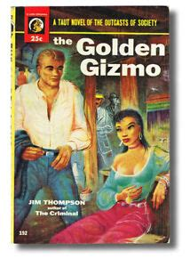 Jim Thompson / The Golden Gizmo Lion No 192 First Edition PBO 1954   eBay