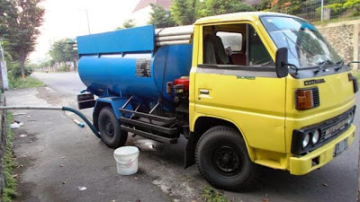 Mobil Sedot WC Binjai