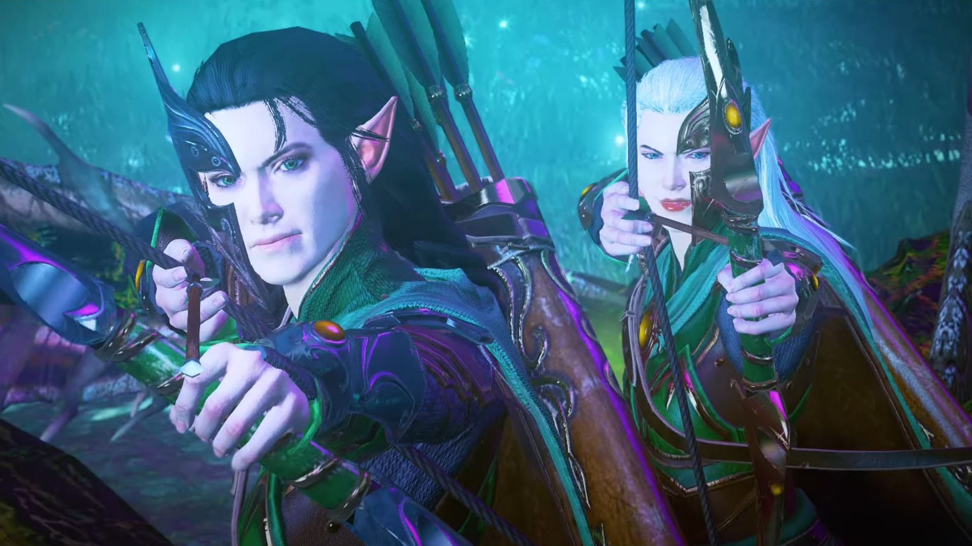 Total War: Warhammer II Reveals New DLC The Twisted & The Twilight Featuring Wood Elves & Skaven