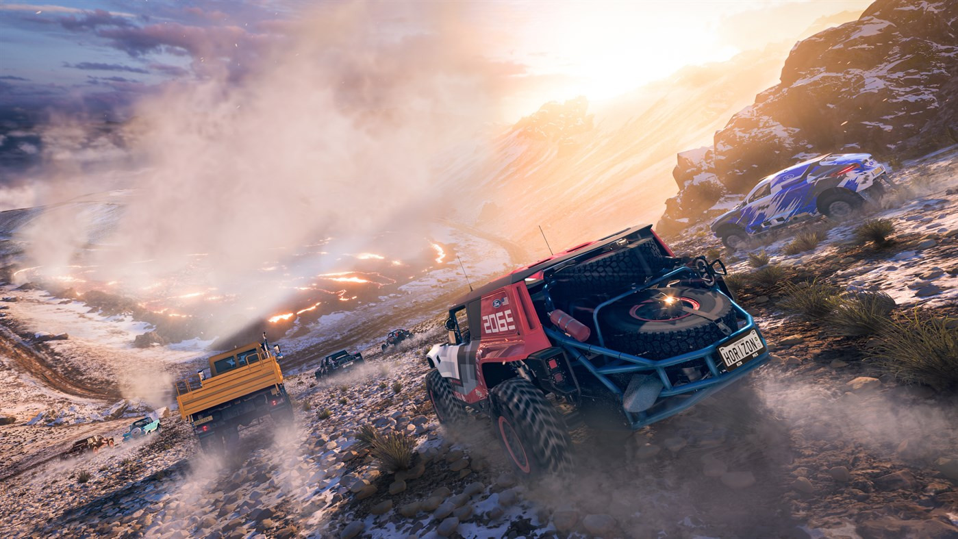 Forza Horizon 5 Will Run at 4K/60 FPS On Xbox Series X, 1080p/60 FPS on Series S