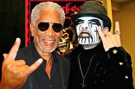 The God and The Demon - Morgan Freeman Slated To Play King Diamond In New Film ...