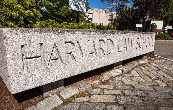National Black Harvard law students claim school was ...