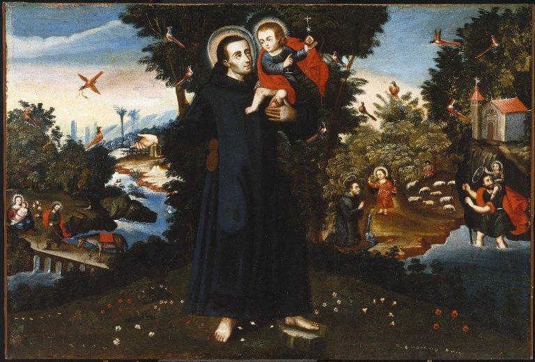 File:Brooklyn Museum - St. John of God - Pedro Nolasco y Lara ...