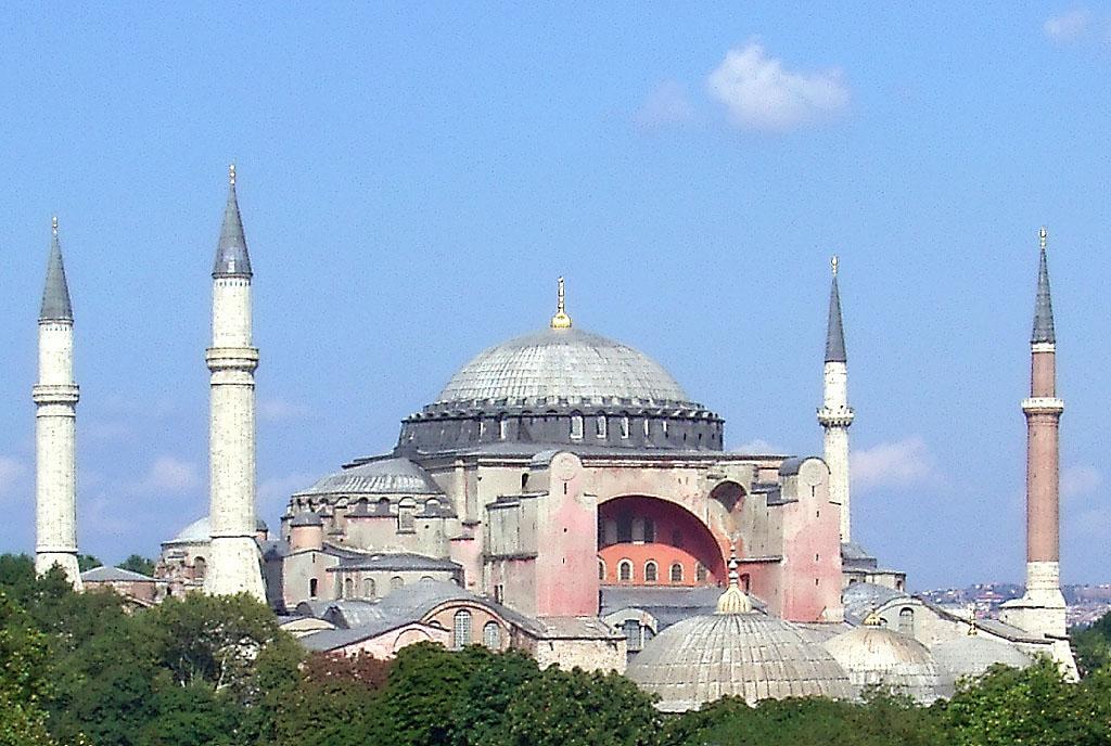 Runic inscriptions in Hagia Sophia - Wikipedia