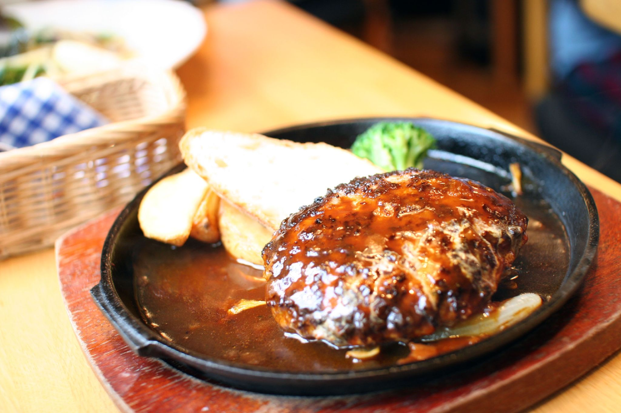 Hamburg steak - Wikiwand