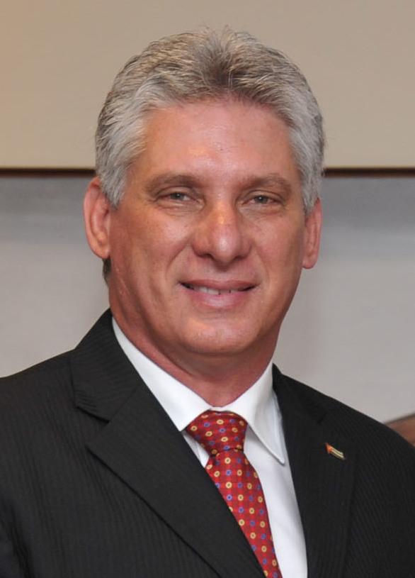 Miguel Díaz-Canel - Wikipedia