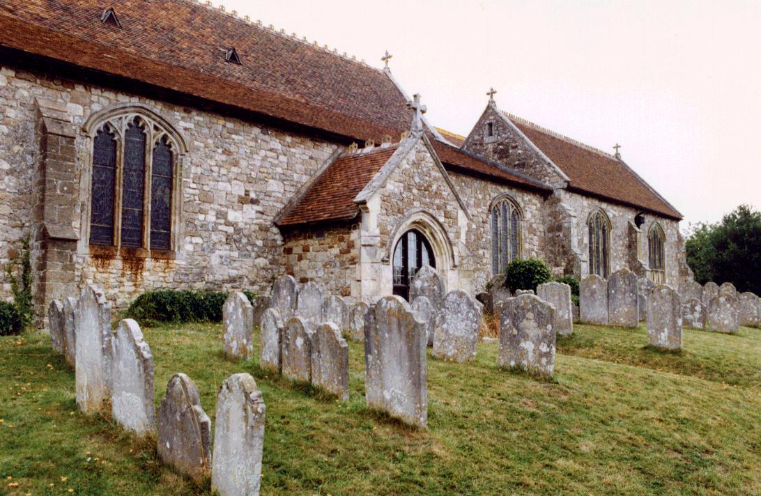 File:Brading Church Graveyard, Isle of Wight.jpg - Wikimedia Commons