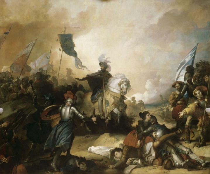 Battle of Marignano - Wikipedia