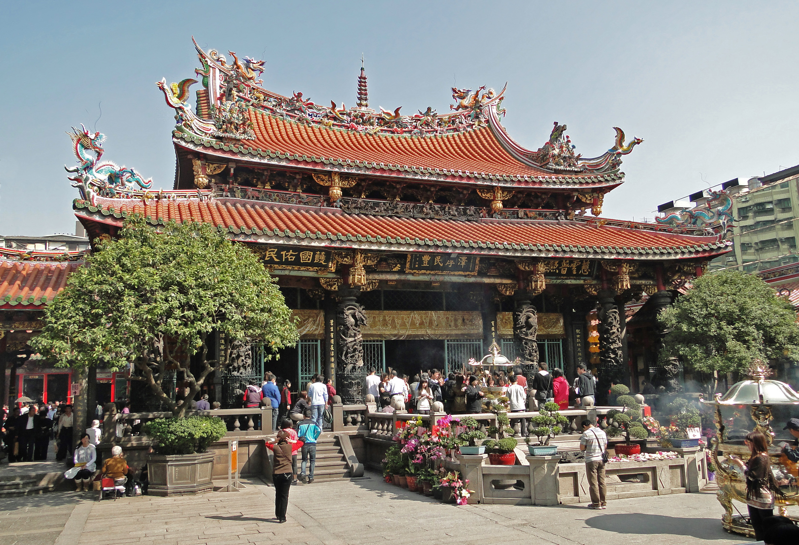 Discover the amazing Wanhua district of Taipei in 4 steps 1