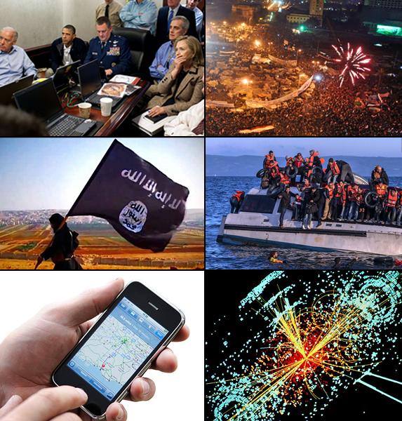העשור השני של המאה ה-21 – ויקיפדיה