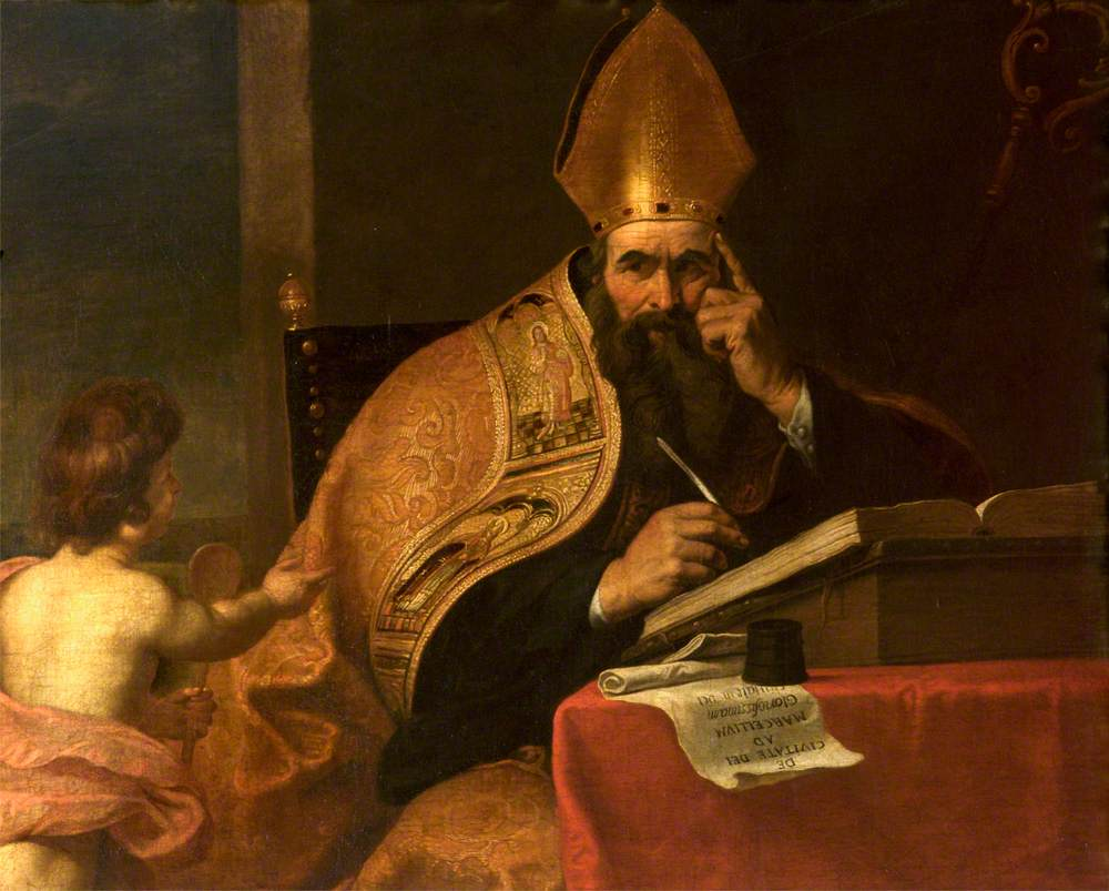 Augustine of Hippo - Wikipedia