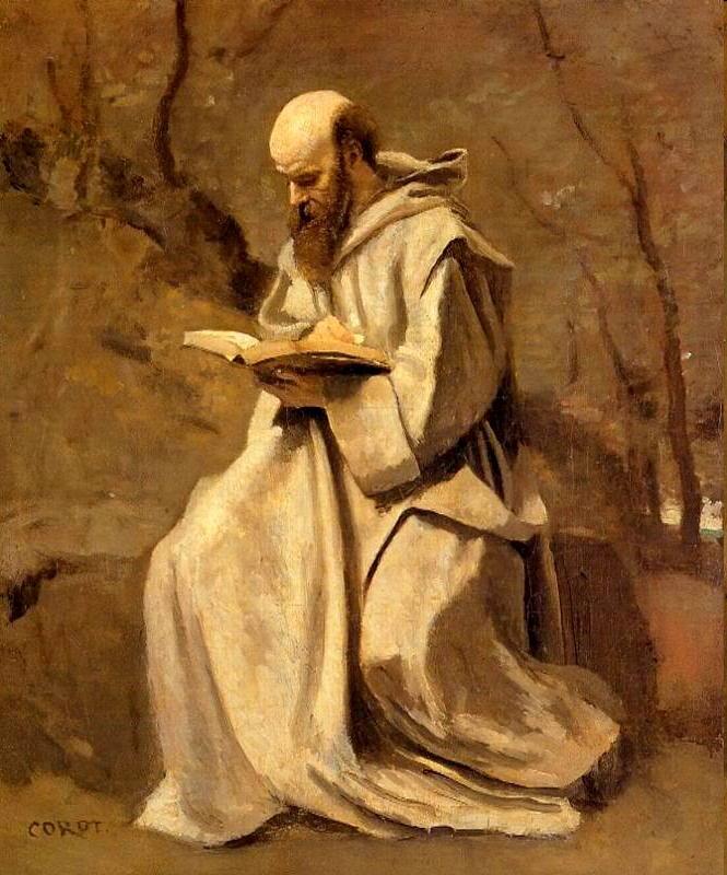 File:Corot Monk Reading Book 1.jpg - Wikipedia