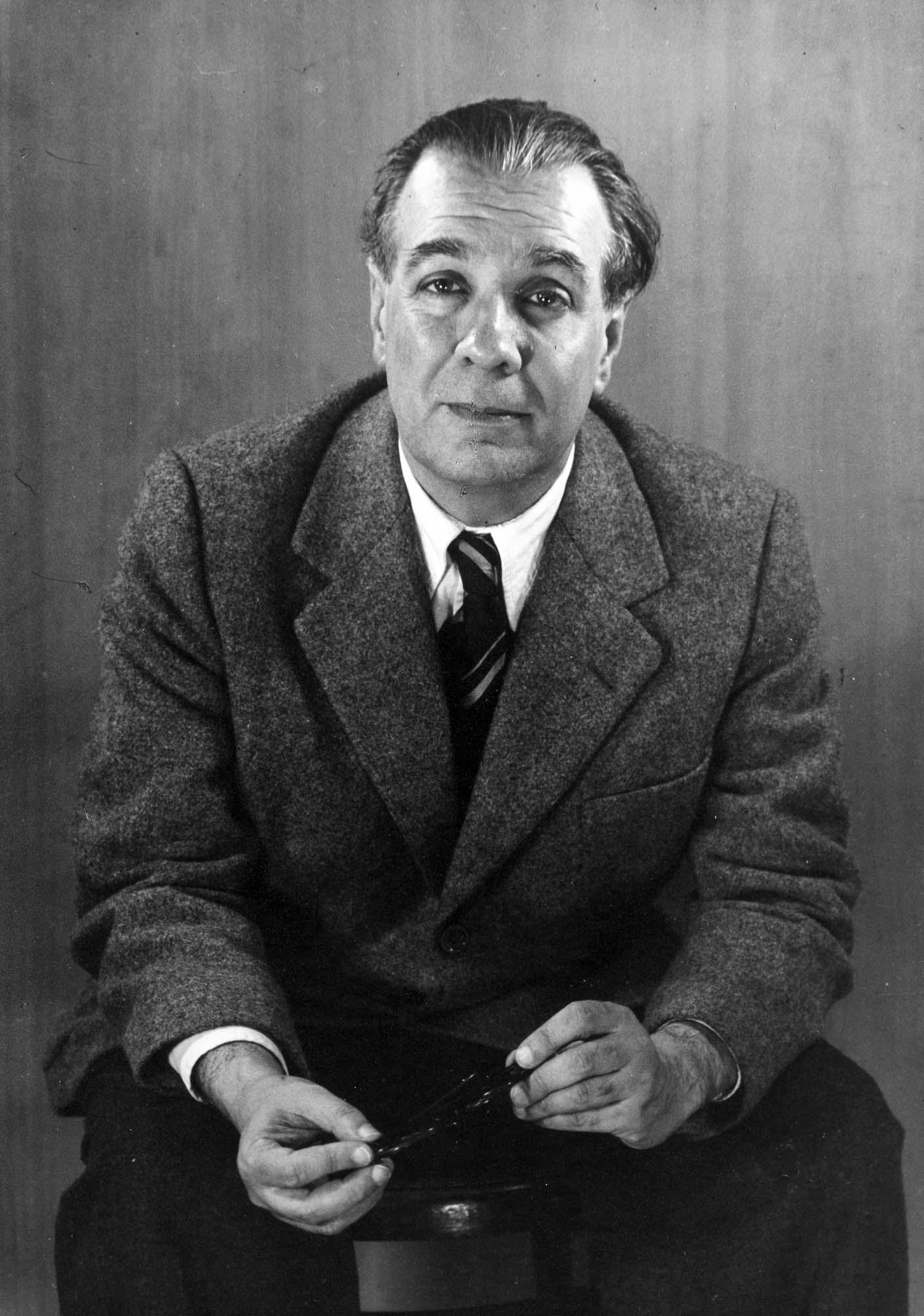 Jorge Luis Borges (Author)