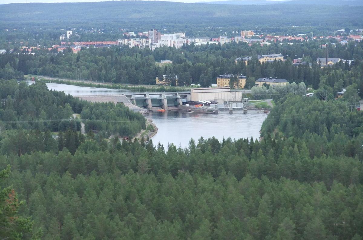 Bodens vattenkraftverk – Wikipedia