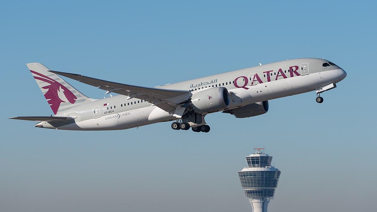 Qatar Airways - Wikipedia, a enciclopedia libre