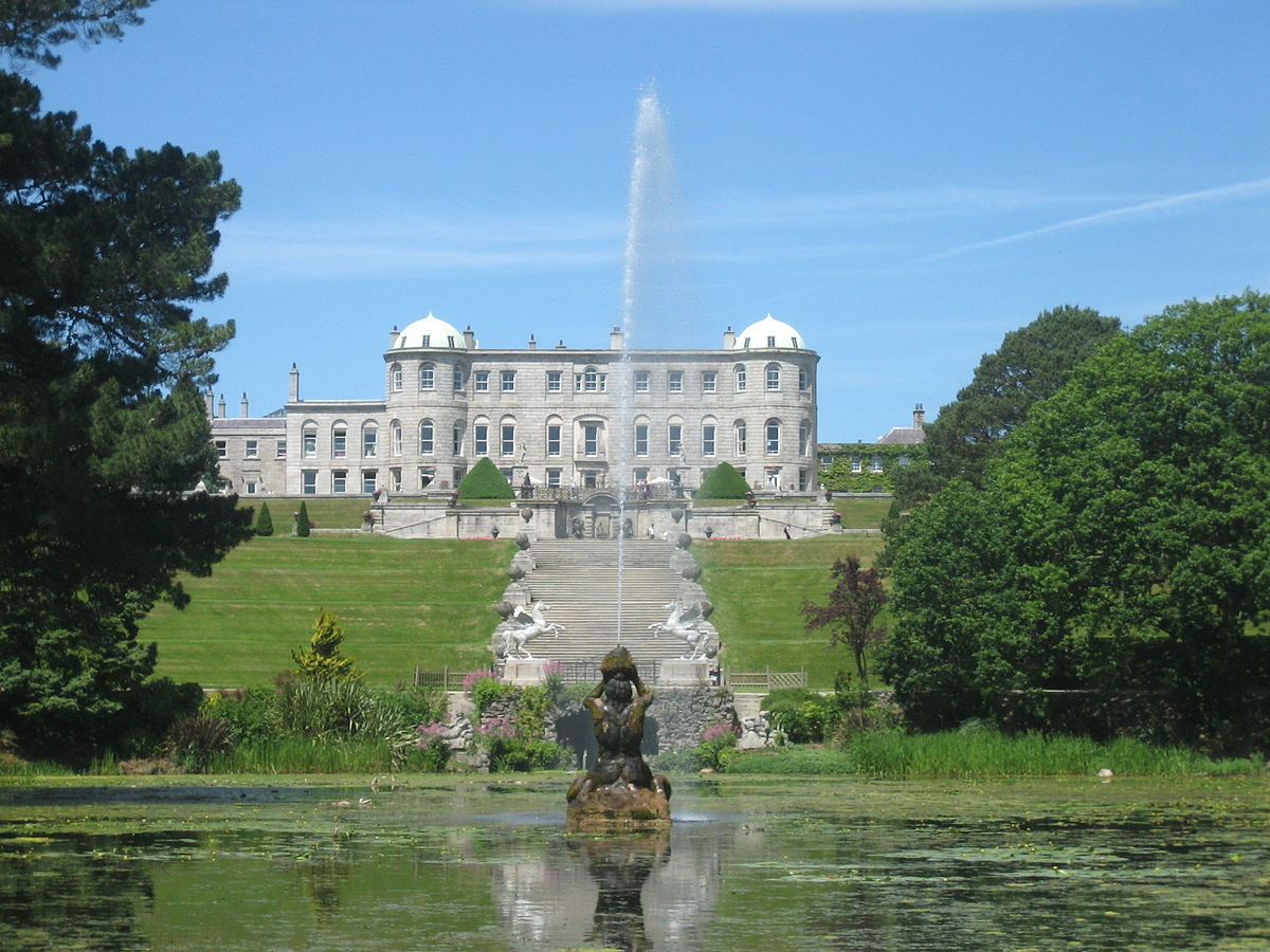 Powerscourt Estate - Wikipedia