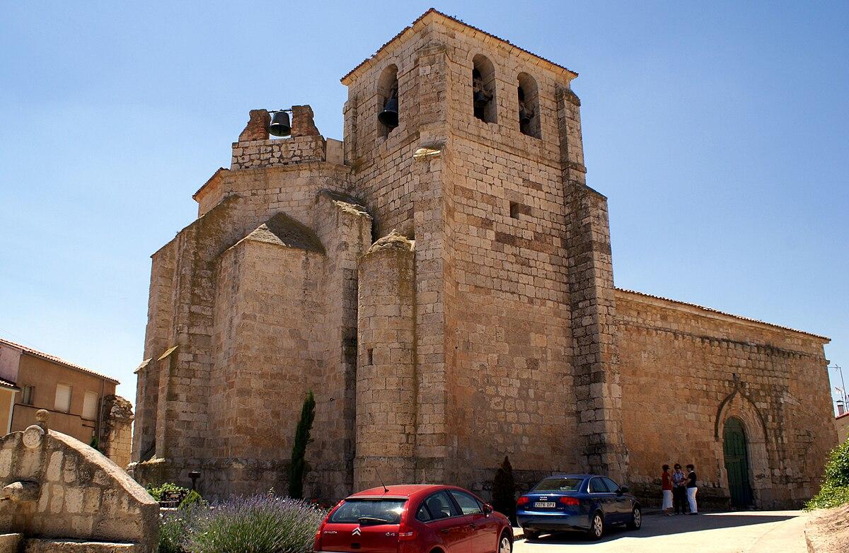 Iglesia de Santa María (Curiel de Duero) - Wikipedia, la ...