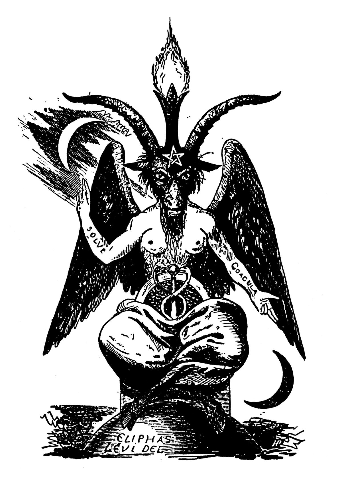 Baphomet — Wikipédia