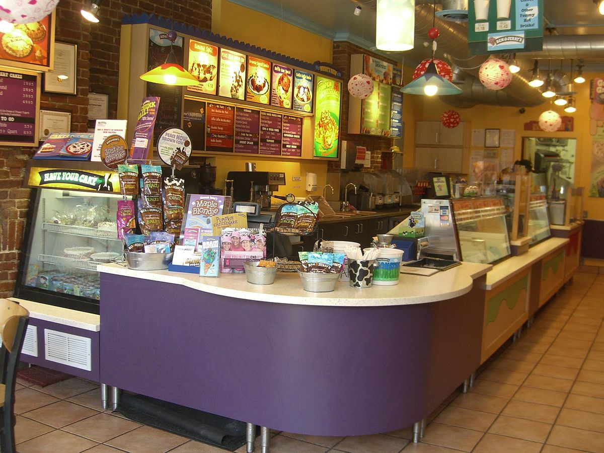 Ben and Jerry's Ice Cream Invite Israel Deinier on Call with Franchise Owners