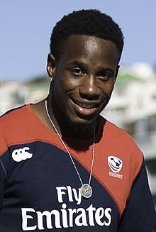 The 27-year old son of father Charles Isles and mother Starlett Isles, 173 cm tall Carlin Isles in 2017 photo