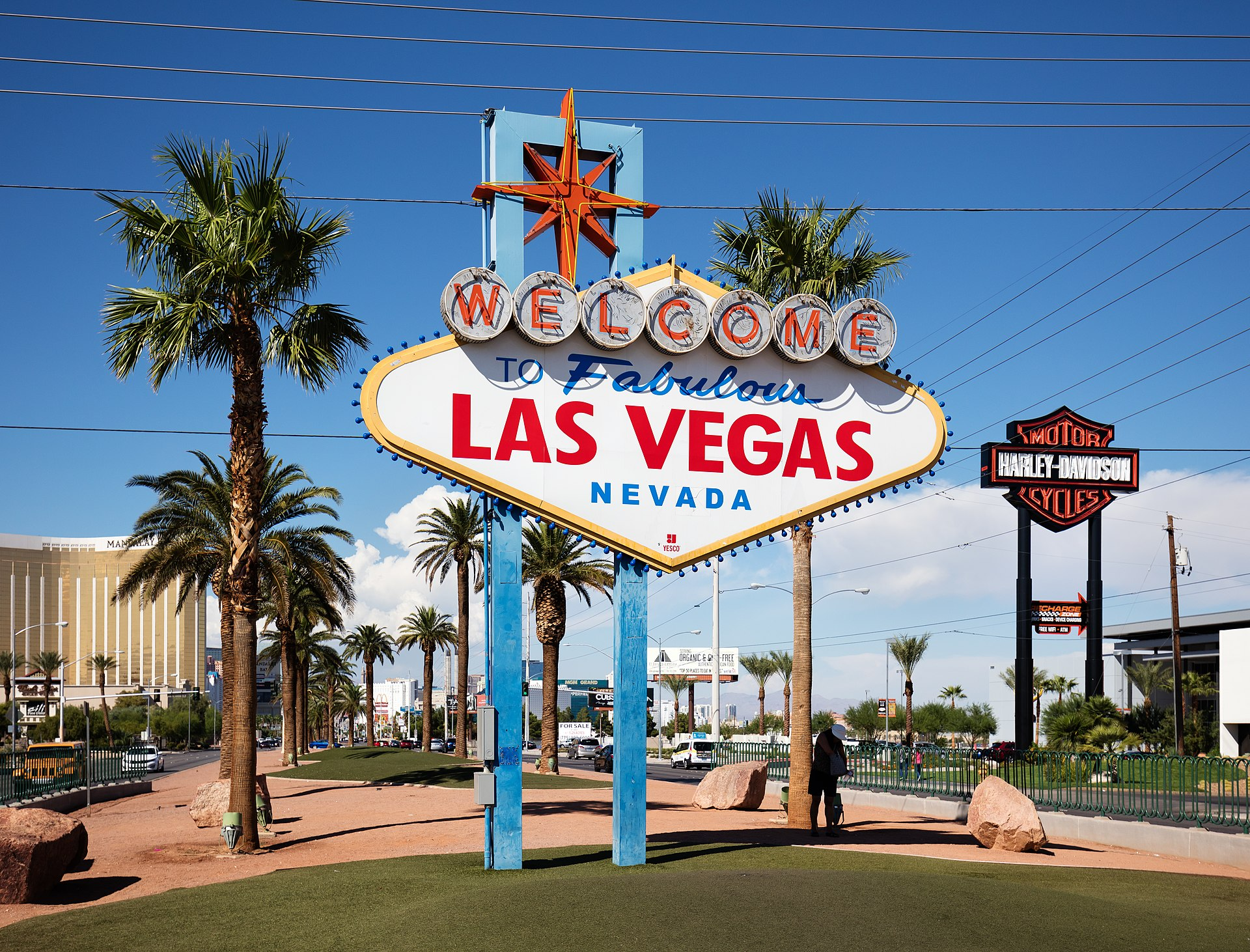 Welcome to Fabulous Las Vegas sign - Wikipedia