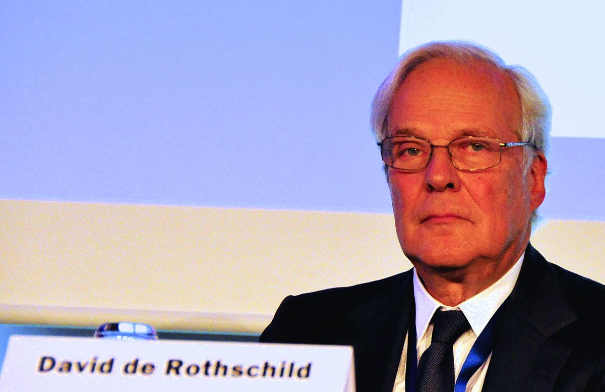 David René de Rothschild - Wikipedia