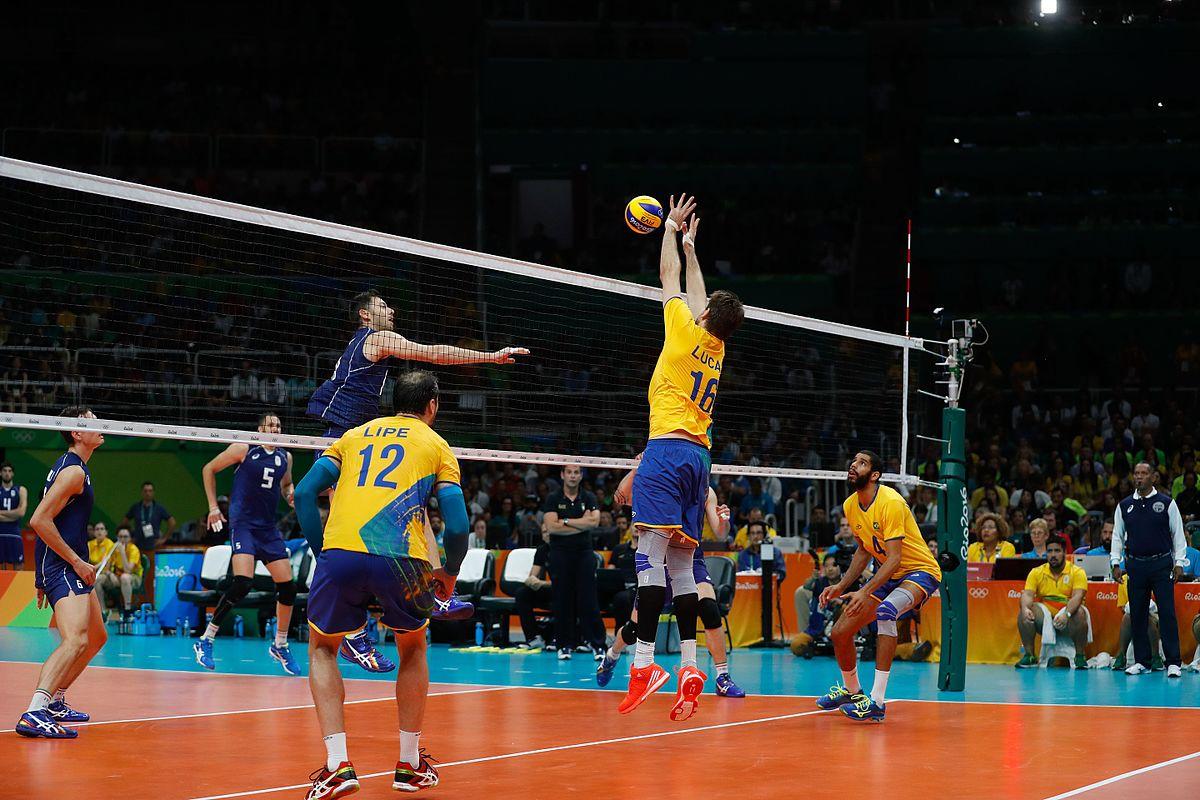 Voleibol nos Jogos Olímpicos de Verão de 2016 - Masculino ...