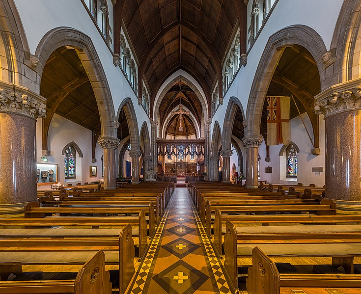 File:Inverness Cathedral Nave 1, Scotland, UK - Diliff.jpg ...