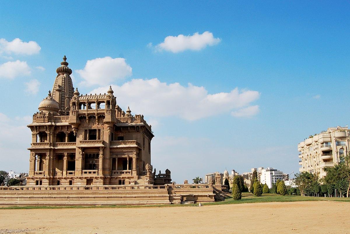 Heliopolis, Cairo - Wikipedia