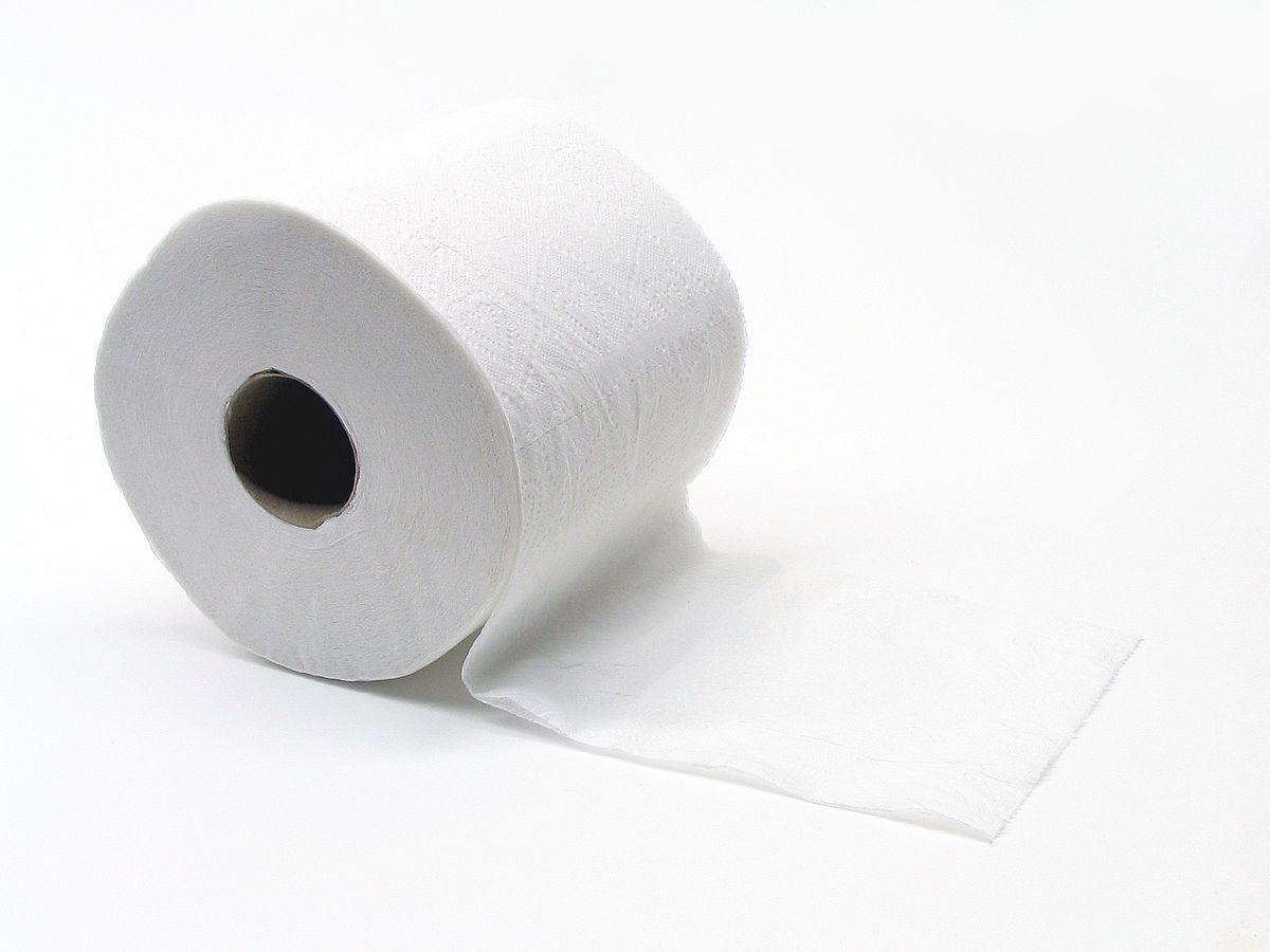 Toilet paper - Wikipedia