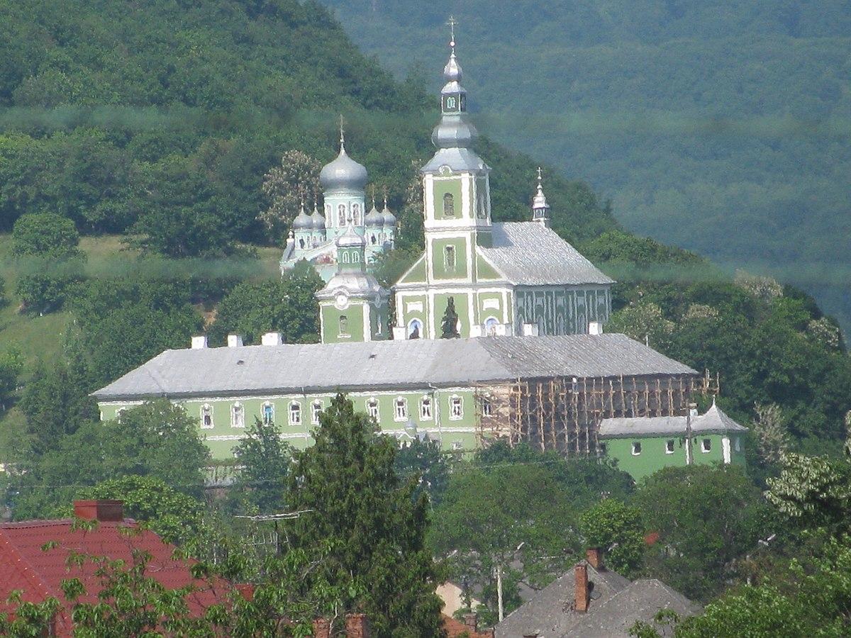 Saint Nicholas Monastery (Mukachevo) - Wikipedia