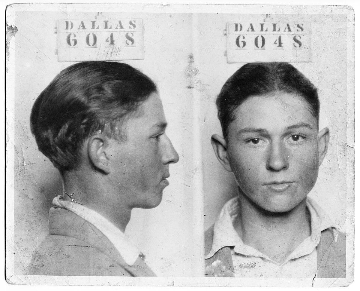 Clyde Barrow, vers 1926 - Cultea
