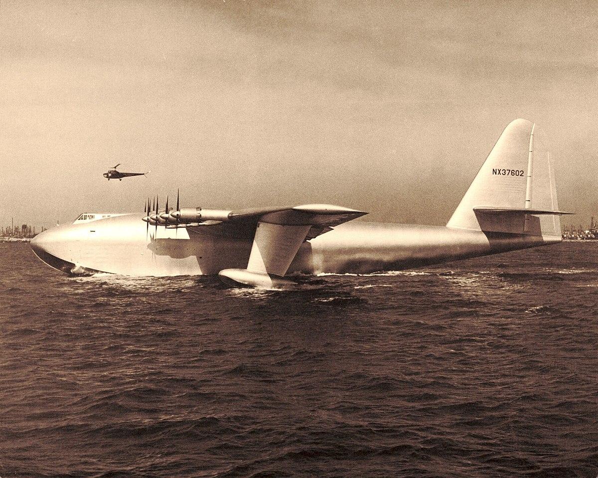 Hughes H-4 Hercules - Wikipedia